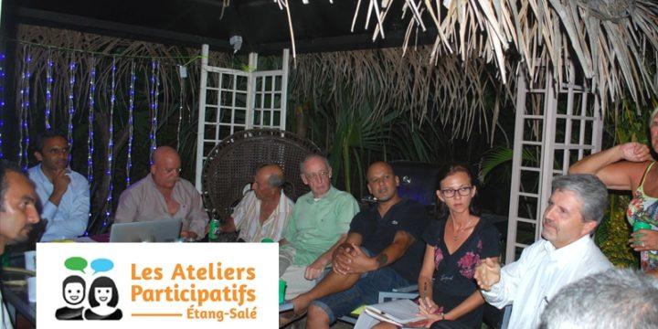 Le 1er Atelier Participatif : « Les enjeux du littoral »