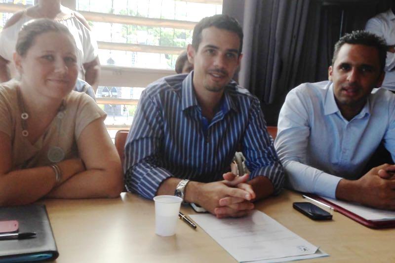 Un nouveau groupe au conseil municipal de l'Étang-Salé