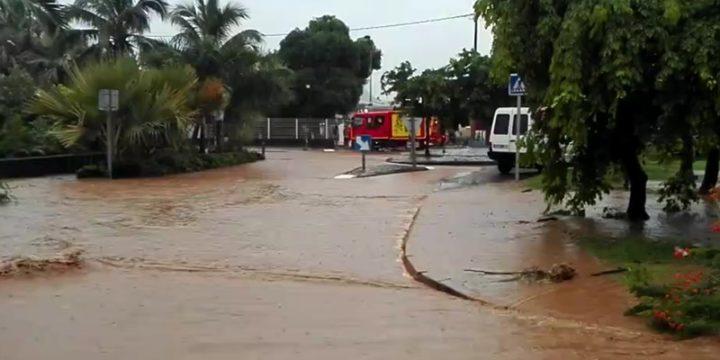 Fortes pluies : nous ne sommes pas prêts à l'Étang-Salé !