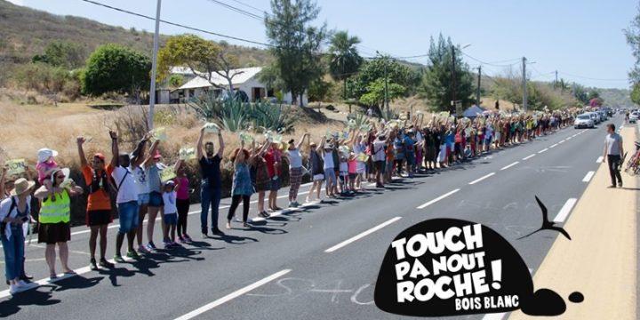 « Touch Pa Nout Roche » : un exemple d'engagement et de mobilisation